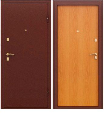 металлические двери оптима стандарт